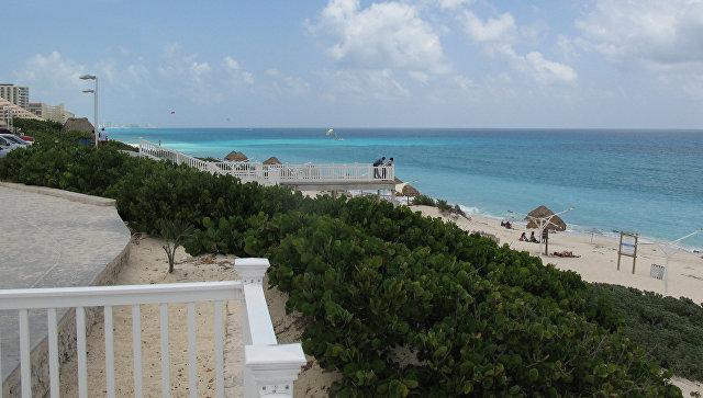 Мексиканский Канкун. Архивное фото