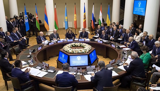 Путин поздравил участников совещания Межпарламентской Ассамблеи СНГ