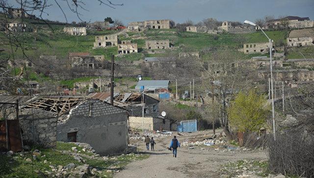Мониторинг ОБСЕ налинии соприкосновения НКР сАзербайджаном невыявил нарушений