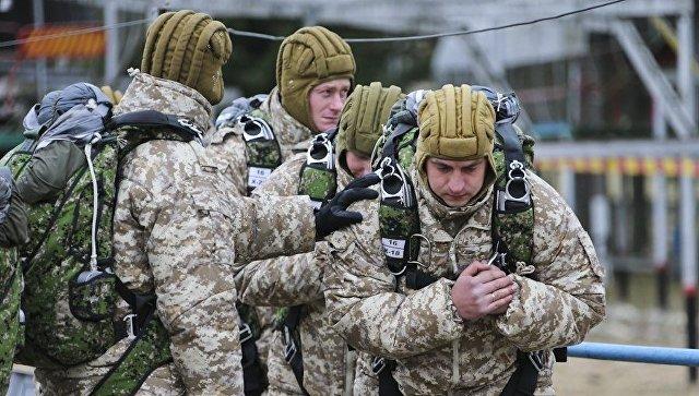 В РФ отмечается День морской пехоты