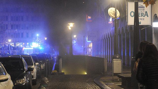 ВБельгии произошел взрыв на стоянке около рождественского базара
