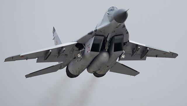 Боевой истребитель Миг-29СМТ