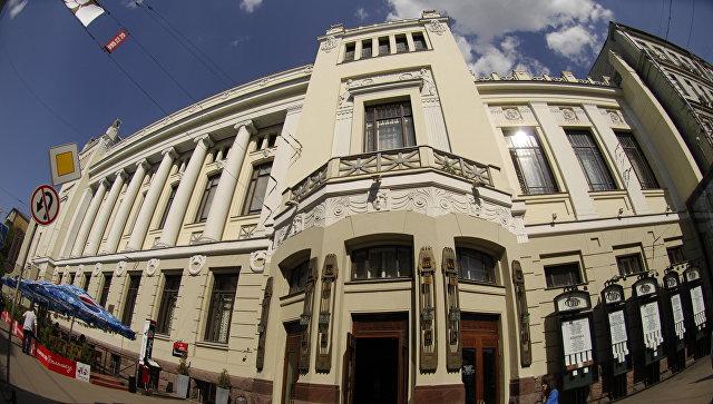 Театр Ленком. Архивное фото
