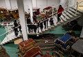 Экскурсия в реставрационно-хранительском центре Государственного Эрмитажа Старая Деревня в Санкт-Петербурге