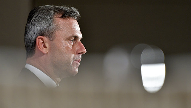 Кандидат впрезиденты Австрии призвал признать Крым русским
