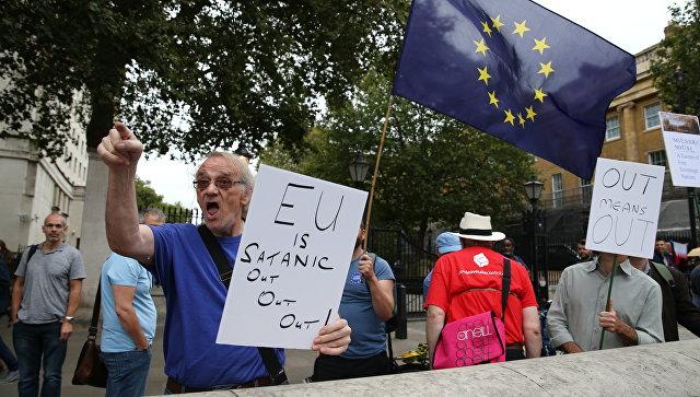 Суд Великобритании начал рассмотрение апелляции поBrexit