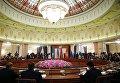 Заседание межправительственного совета Евразийского экономического союза (ЕАЭС) в широком составе