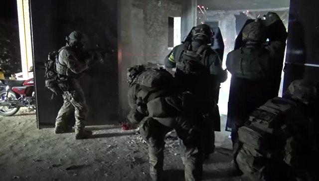 В РФ в минувшем 2016-ом году устранено неменее 140 боевиков