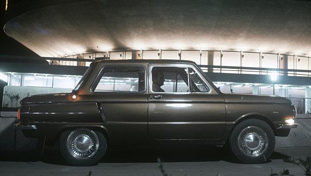 Автомобиль ЗАЗ-968. Архивное фото