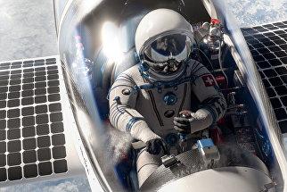 Самолет SolarStratos может оставаться в воздухе более 24 часов