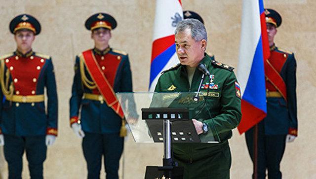 ВМинобороны поставили монумент «Солдат Победы»
