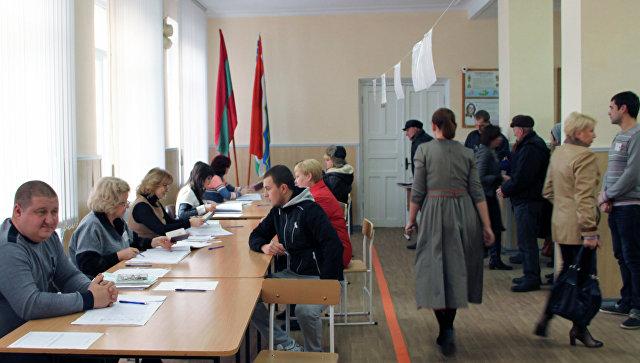Спикер парламента Приднестровья лидирует навыборах президента
