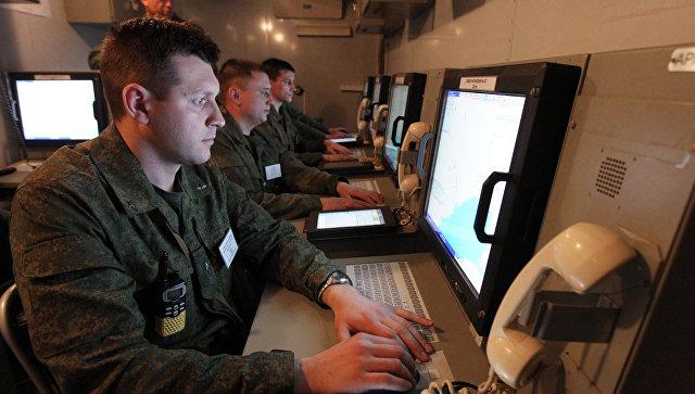 Бойцы ЦВО показали новейшую тактику ночного боя