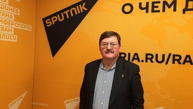 Владимир Козин, главный советник директора Российского института стратегических исследований, профессор Академии военных наук РФ
