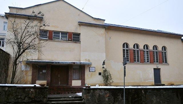 Российский культурный центр выселили изздания Львовского облсовета