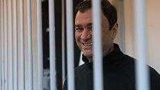 Заместитель министра культуры РФ Григорий Пирумов в Лефортовском суде города Москвы. Архивное фото