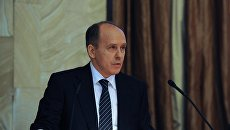 Директор Федеральной службы безопасности Александр Бортников. Архивное фото