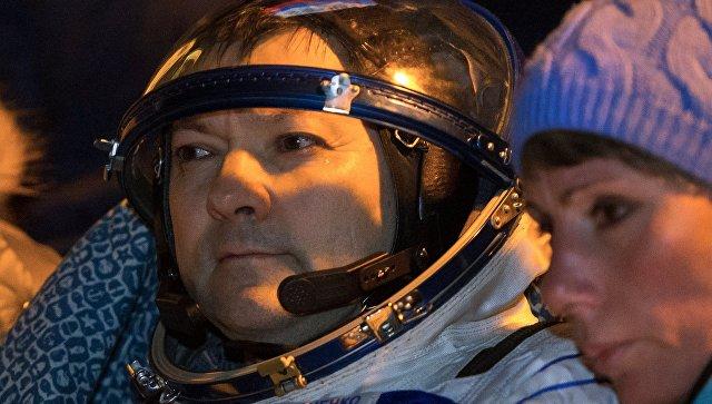 Космонавт Олег Кононенко. Архивное фото