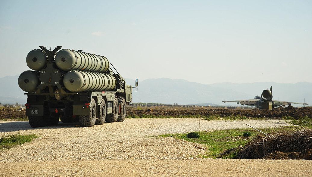 Главком ВКС России: С-400 навел порядок в воздушном пространстве Сирии