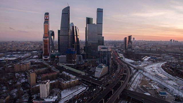 В «Москва-Сити» установлен очередной рекорд: самый высотный лифт в Европе