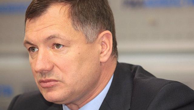 Пресс-конференция заместителя мэра Москвы Марата Хуснуллина