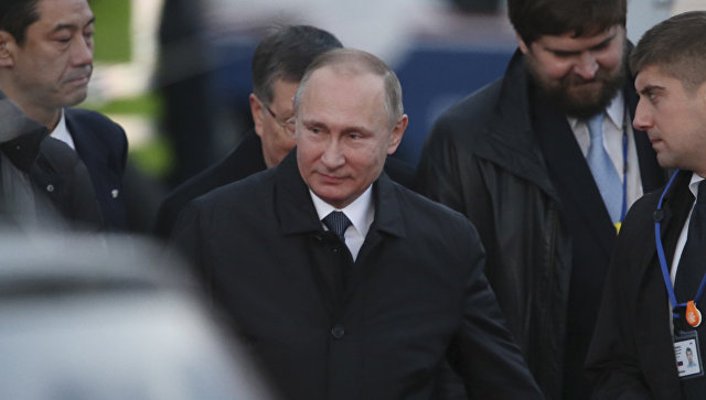 Путин раскрыл детали переговоров сАбэ— Мирный договор