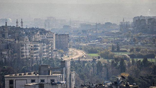 Ситуация в Алеппо. 15 декабря 2016