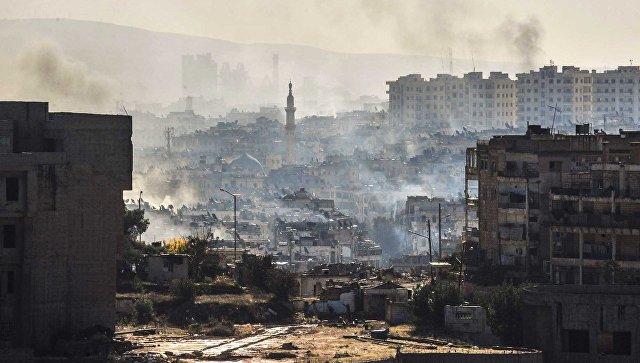 ВСирии вукрытиях боевиков обнаружили видео зверств ипыток