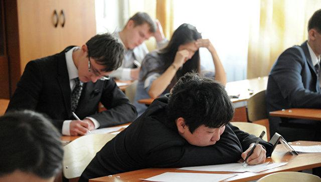 В российской школе. Архивное фото