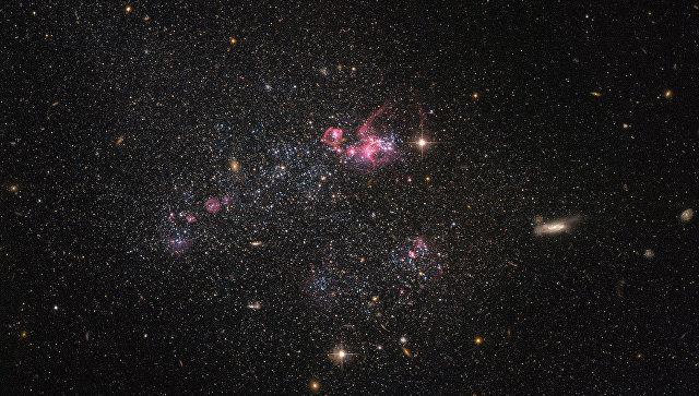Ученые назвали галактики, нарушающие законы обычной модели физики