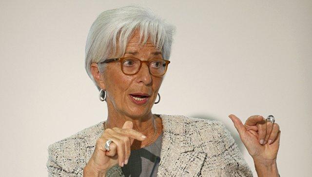 Суд Парижа признал руководителя МВФ Лагард виновной вхалатности