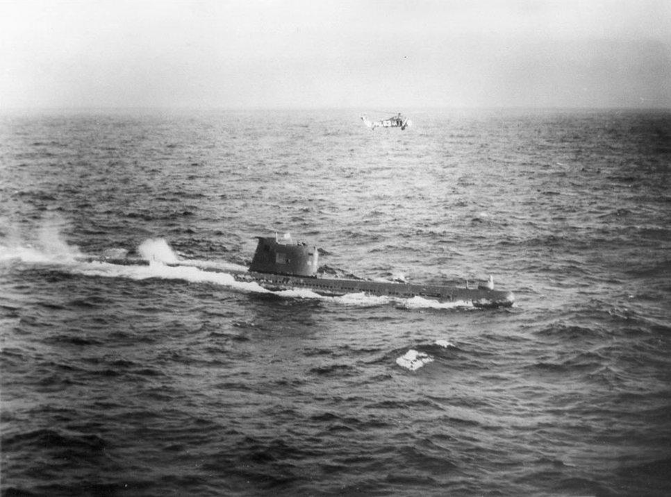 В РФ отметят День моряка-подводника