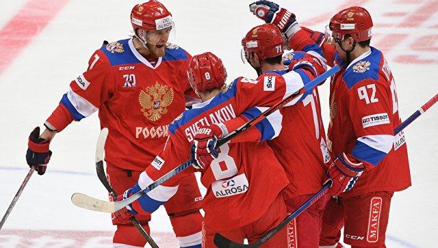 Чехия. Шестеркин будет защищать ворота россиян