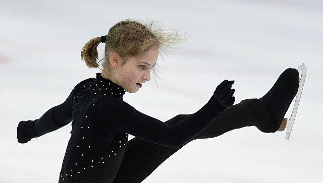 ФФККР: Фигуристка Юлия Липницкая пропустит чемпионат Российской Федерации из-за травмы