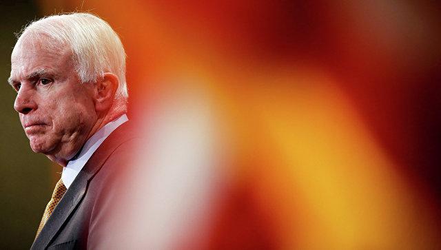 Сенаторы Маккейн иГрэм встретятся слидерами стран Балтии