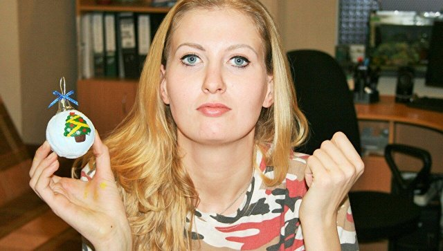 Елена Иванова, равный консультант и волонтер НП Е.В.А.