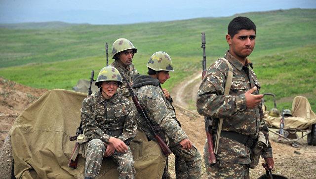 В Карабахе заявили об авиаударе, нанесенном азербайджанским беспилотником