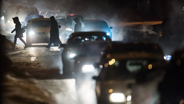 Федеральные дороги вСибири закрывают для междугородних автобусов из-за аномальных морозов