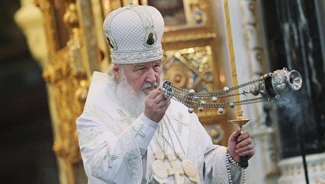 Патриарх Кирилл: уходящий год стал одним изсамых сложных в 21 веке