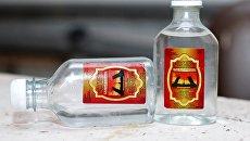 Массовое отравление суррогатным алкоголем в Иркутске. Архивное фото