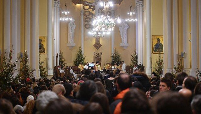 Католики заявили об острой необходимости в культовых зданиях в Москве