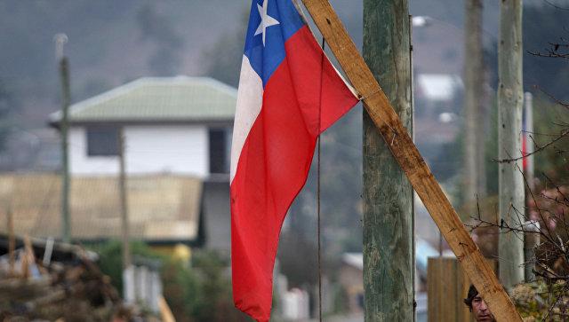 В Чили неизвестные подожгли 18 фур
