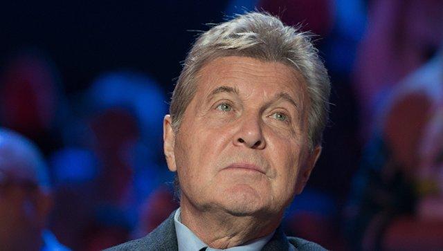 Лев Лещенко предложил отправить наконкурс «Евровидение» Александра Панайотова