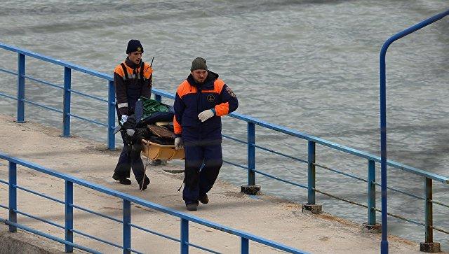 ВЧерном море отыскали тела 16 погибших при крушении Ту-154