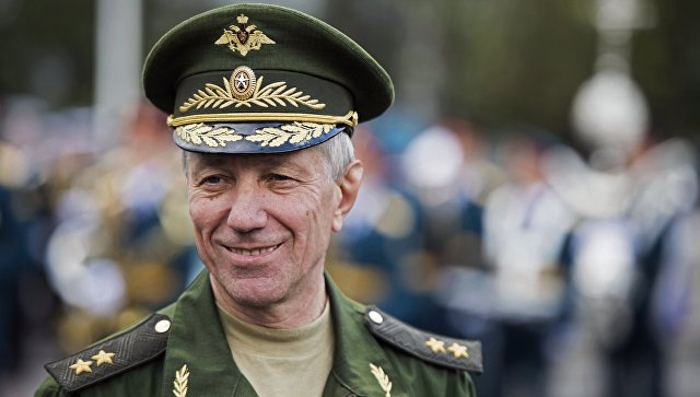 Руководство присвоило Московскому военно-музыкальному училищу имя Халилова