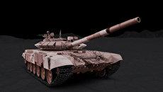 Т-72Б3: танк со спортивным характером