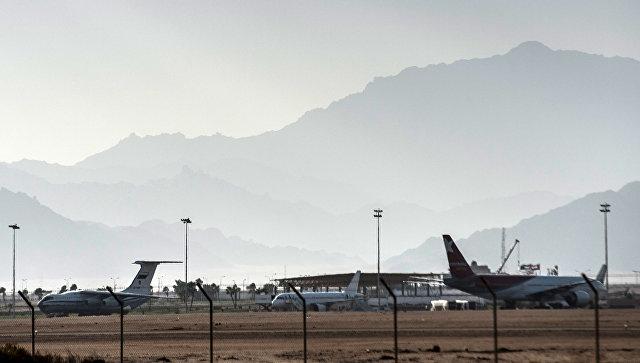Россия намерена еще раз проверить аэропорты в Египте на безопасность