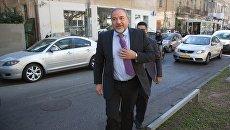 Министр иностранных дел Израиля Авигдор Либерман. Архивное фото