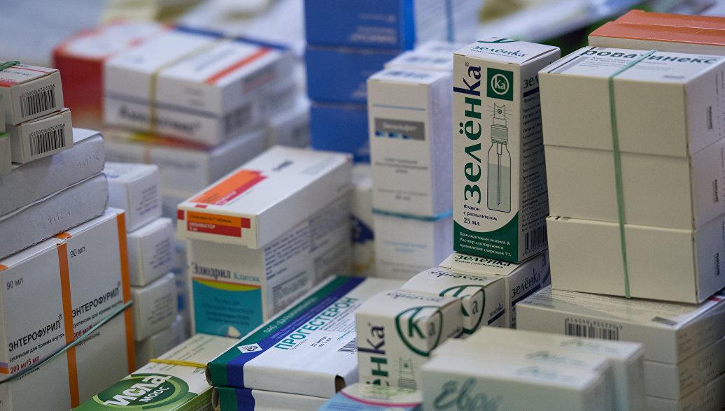 какие лекарства против паразитов