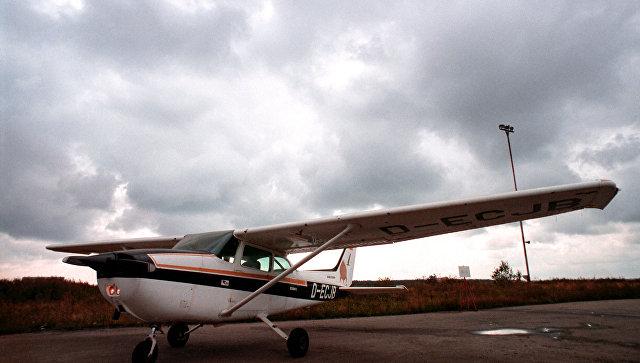 ВСША потерпел крушение самолёт: необошлось без жертв